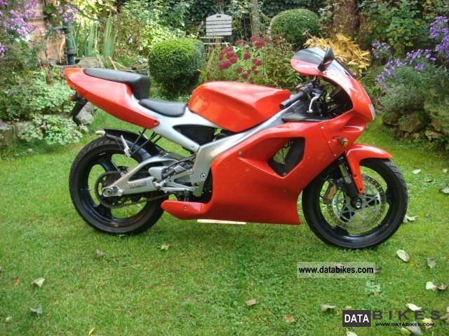 2000 Aprilia  RS 125 Tel.06047-96050 Motorcycle Sports/Super Sports Bike photo