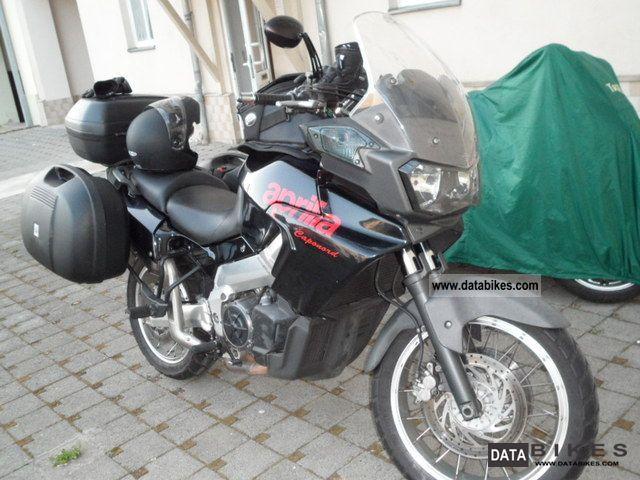2002 Aprilia  ETV1000 Motorcycle Enduro/Touring Enduro photo