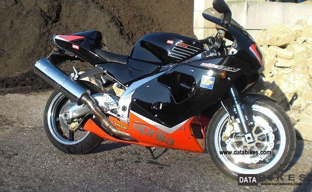 2000 Aprilia  RSV Motorcycle Sports/Super Sports Bike photo