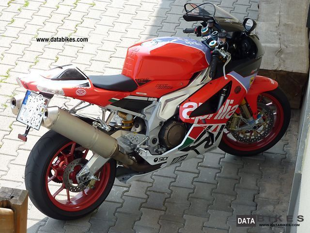 2009 Aprilia  RSV 1000 R Replica Motorcycle Sports/Super Sports Bike photo