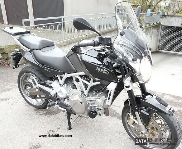 2008 Aprilia  Mana with accessories Motorcycle Naked Bike photo