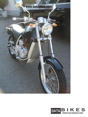1997 Aprilia  Moto 6.5 Motorcycle Motorcycle photo