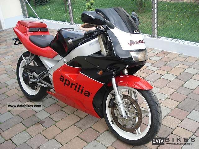 1991 Aprilia  AF1 125 GS Motorcycle Motorcycle photo