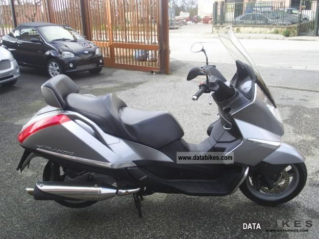 2002 Aprilia  aprilia atlantic 500 scooter vendo Motorcycle Scooter photo