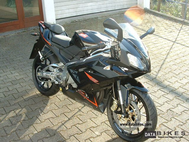 2011 Aprilia  RS 125 including 80 km / h - throttling Motorcycle Lightweight Motorcycle/Motorbike photo
