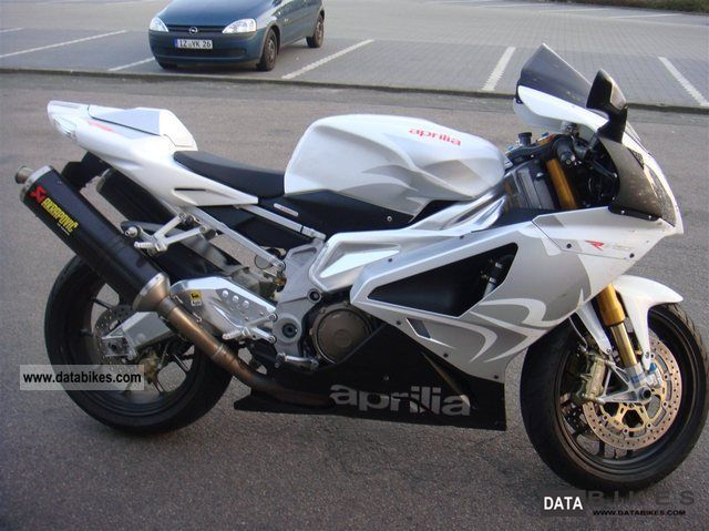2009 Aprilia  RSV 1000 SP (RSV Mille SP), ZD4RR Motorcycle Sports/Super Sports Bike photo