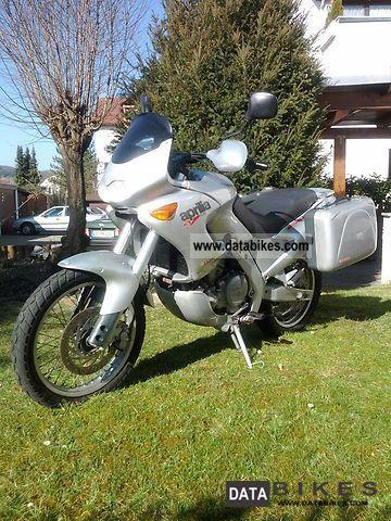 1999 Aprilia  Pegaso 650 Cube Motorcycle Enduro/Touring Enduro photo