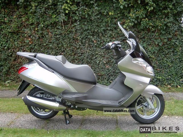 2003 Aprilia  Atlantic Motorcycle Scooter photo