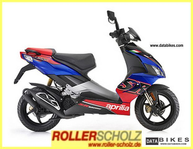 2011 Aprilia  SR 50 R Factory nationwide delivery Motorcycle Scooter photo