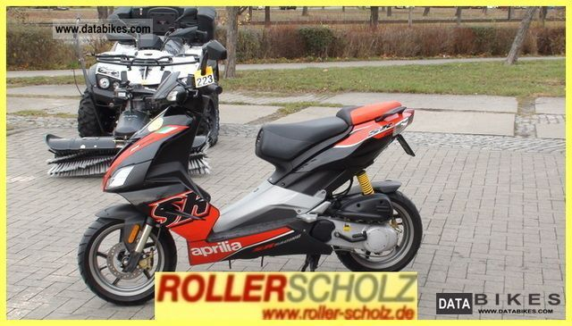 2011 Aprilia  SR 50 R delivery nationwide Motorcycle Scooter photo