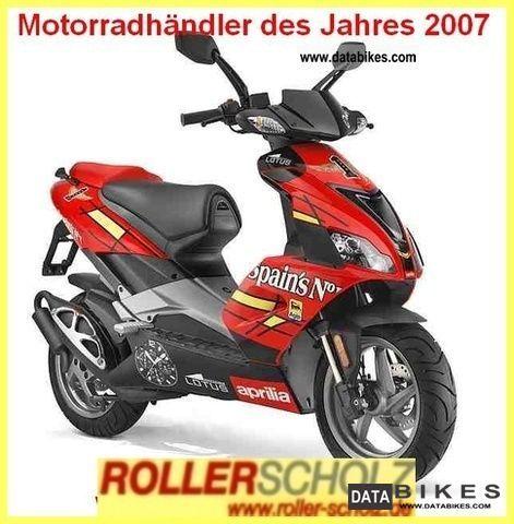 2011 Aprilia  SR 50 R Factory 25km/h-Mofa Motorcycle Scooter photo