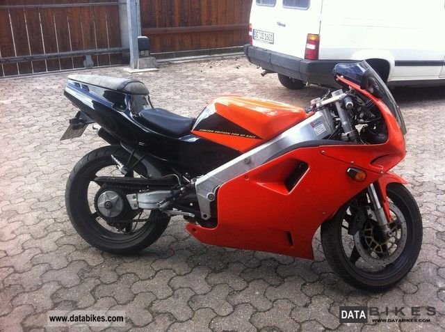 1992 Aprilia  125 Motorcycle Motorcycle photo