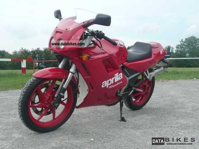 1990 Aprilia  RS125 Motorcycle Lightweight Motorcycle/Motorbike photo