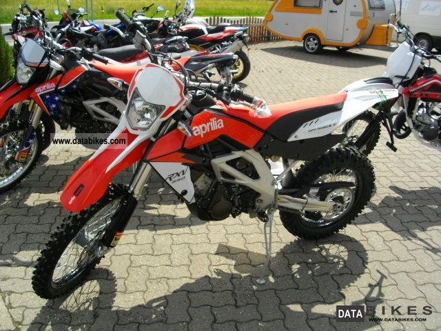2011 Aprilia  RXV 550 2010 0.0% financing EXC TE FE Motorcycle Enduro/Touring Enduro photo