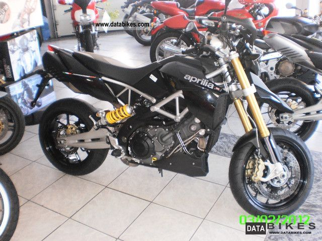 2011 Aprilia  Dorsoduro 1200 ABS ATC Motorcycle Enduro/Touring Enduro photo