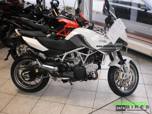 2012 Aprilia  Mana GT 850 ABS Motorcycle Naked Bike photo
