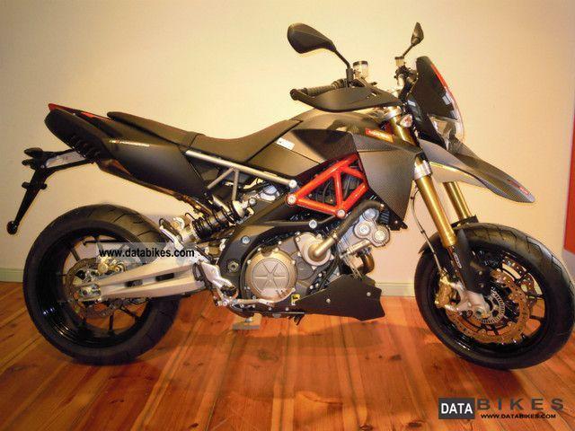 2011 Aprilia  SMV 750 Dorsoduro ABS Factory Motorcycle Super Moto photo