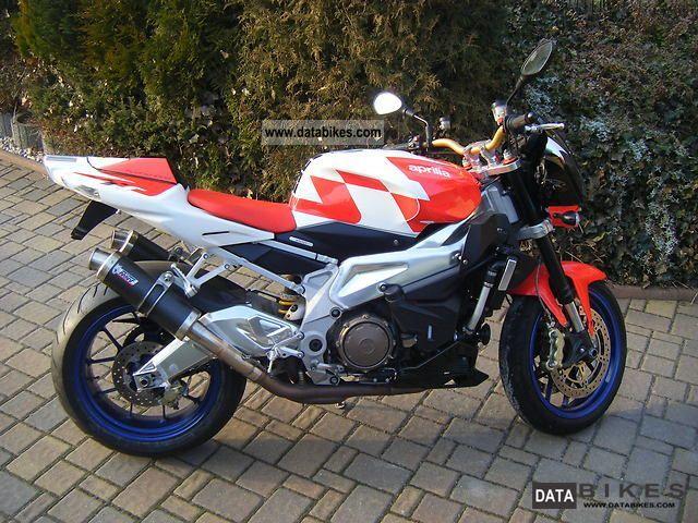 2007 Aprilia  RSV1000/Tuono Motorcycle Sport Touring Motorcycles photo