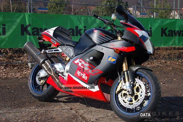 Aprilia  RSV Mille R 2001 Sports/Super Sports Bike photo