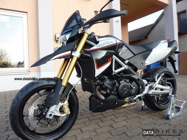 2011 Aprilia  Dorsoduro 1200 Model 2012 new colors! Motorcycle Super Moto photo