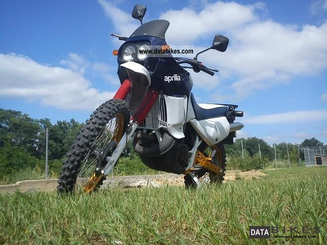 1989 Aprilia  Aprilia Tuareg 125 (250.80, ttr xt, crm, rx, mx, kmx) Motorcycle Enduro/Touring Enduro photo