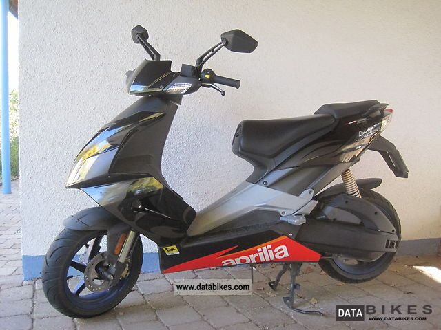 2008 Aprilia  RS 50 Factory Motorcycle Scooter photo