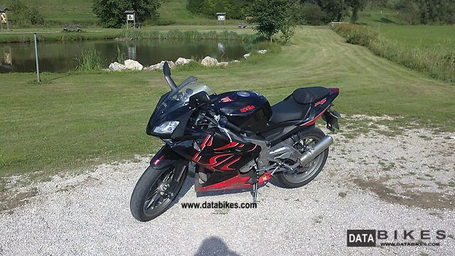2009 Aprilia  rs Motorcycle Sports/Super Sports Bike photo