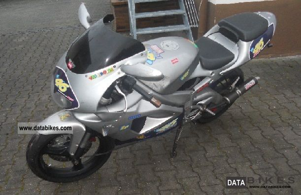 1998 Aprilia  RS Motorcycle Motor-assisted Bicycle/Small Moped photo