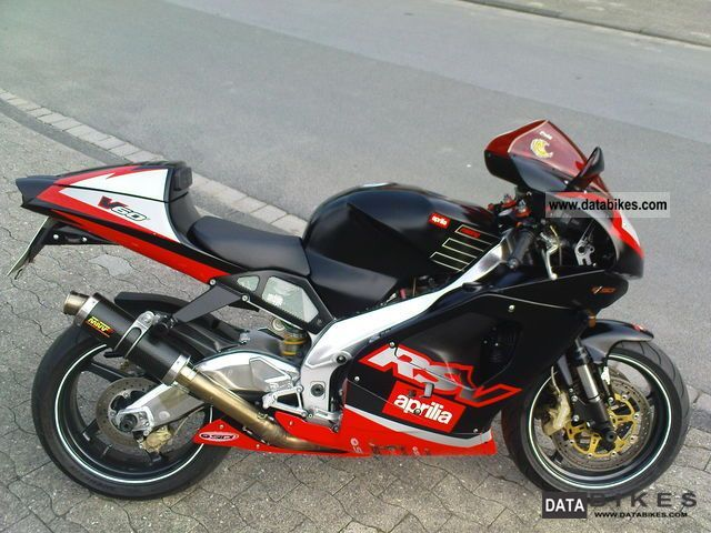 2001 Aprilia  RP RSV 1000 (Mille) Motorcycle Sports/Super Sports Bike photo