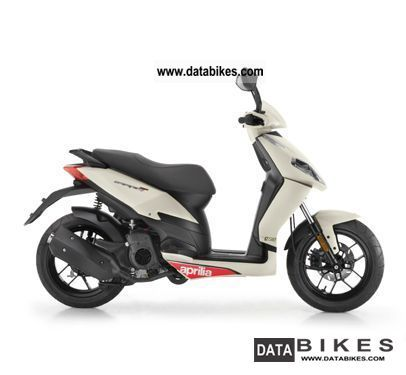 2011 Aprilia  SPORT CITY 125 ONE Motorcycle Scooter photo