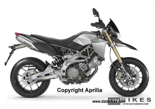 2011 Aprilia  SMV Dorsoduro 750 ABS financing possible Motorcycle Super Moto photo