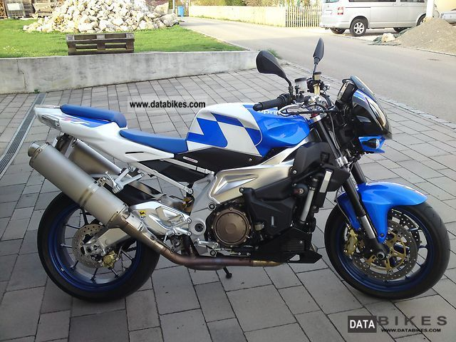 2010 Aprilia  Tuono 1000 R Motorcycle Naked Bike photo