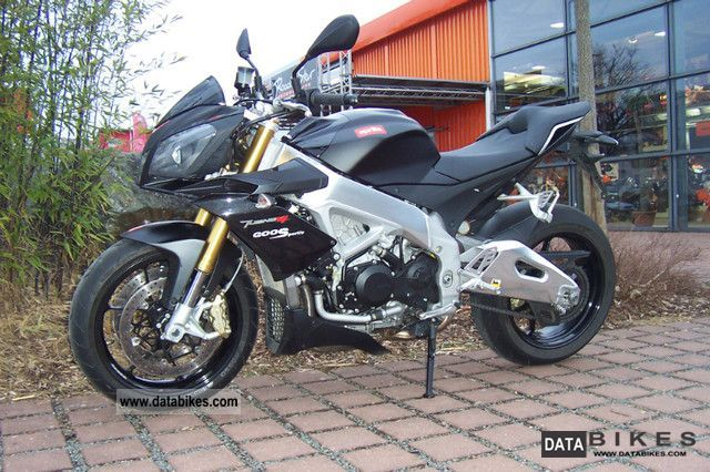 2011 Aprilia  Tuono V4R Motorcycle Motorcycle photo