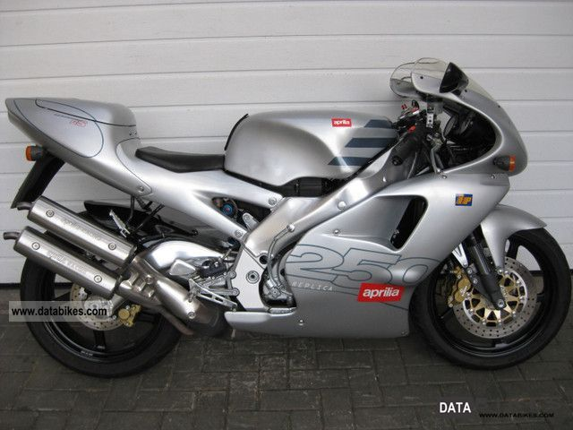 2000 Aprilia  RS 250 10870 km of top original condition Motorcycle Sports/Super Sports Bike photo