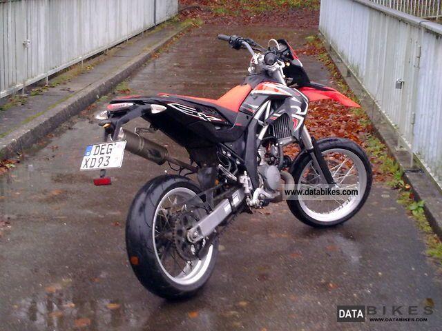 2009 Aprilia  SM 125 SX Motorcycle Super Moto photo