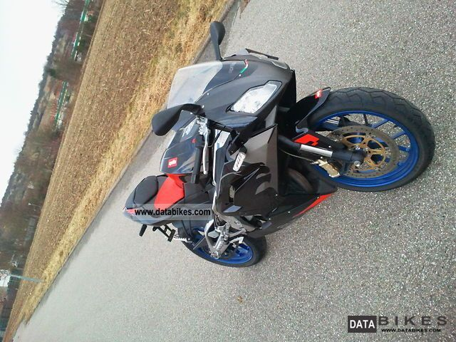 Aprilia  RS 125 Replica 2006 Motor-assisted Bicycle/Small Moped photo