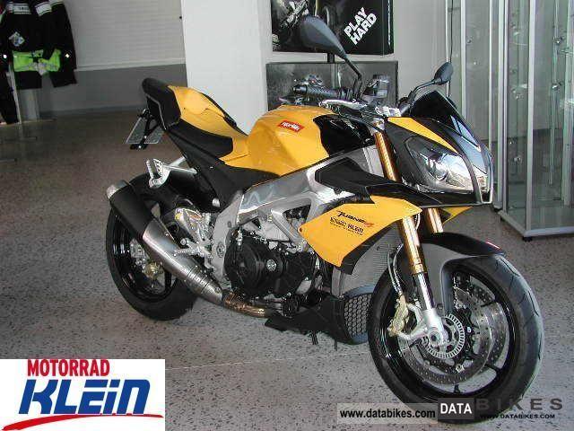 2011 Aprilia  RSV4 Tuono V4 APRC Motorcycle Motorcycle photo