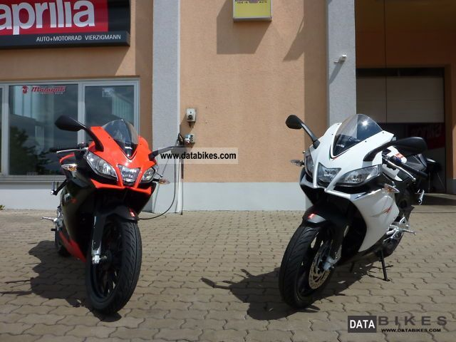 2011 Aprilia  RS 4125 stock all colors! Motorcycle Sports/Super Sports Bike photo
