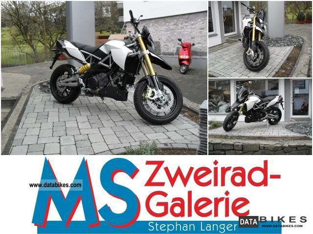 2011 Aprilia  Dorsoduro 1200 ABS / ATC from 119, - € for rent Motorcycle Super Moto photo