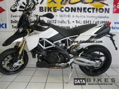 2011 Aprilia  Dorsoduro 1200 ATC, ABS / ATC Traction C. Motorcycle Super Moto photo