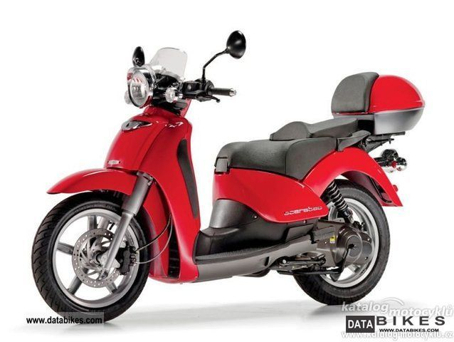 2011 Aprilia  Scarabeo 125 Street New vehicle Motorcycle Scooter photo
