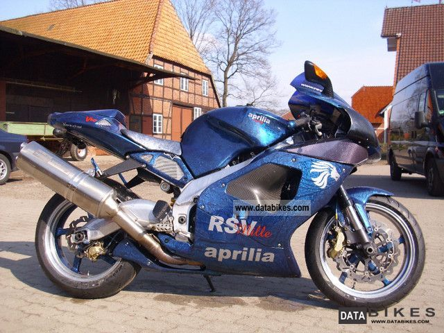 Aprilia  RSV 1000 Mille effect finish 2002 Sports/Super Sports Bike photo