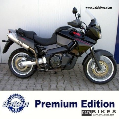 Aprilia  ETV 1000 Caponord ABS 2007 Enduro/Touring Enduro photo