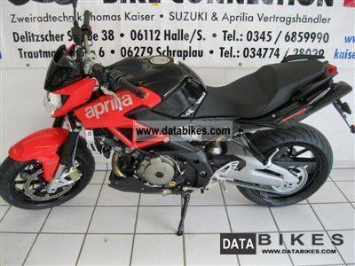 2011 Aprilia  SL 750 Shiver, model 2011 with 0.0% finance Motorcycle Naked Bike photo