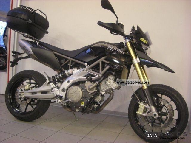 2009 Aprilia  Dorsoduro 750 25KW Motorcycle Super Moto photo