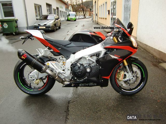2012 Aprilia  APRC Replica RSV 4 Motorcycle Sports/Super Sports Bike photo