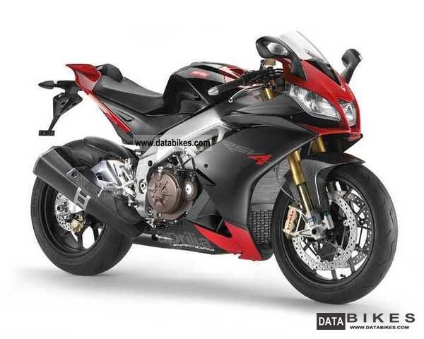 2011 Aprilia  2012 R Factory RSV4 model Motorcycle Sports/Super Sports Bike photo