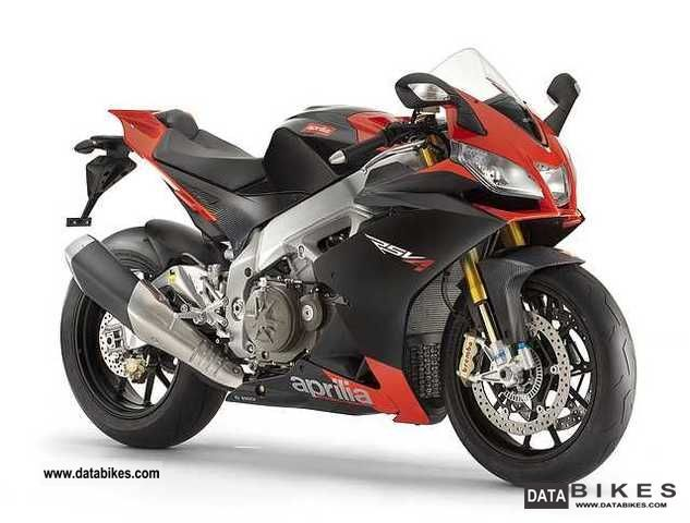 2011 Aprilia  RSV4 Factory APRC model 2012 Motorcycle Sports/Super Sports Bike photo