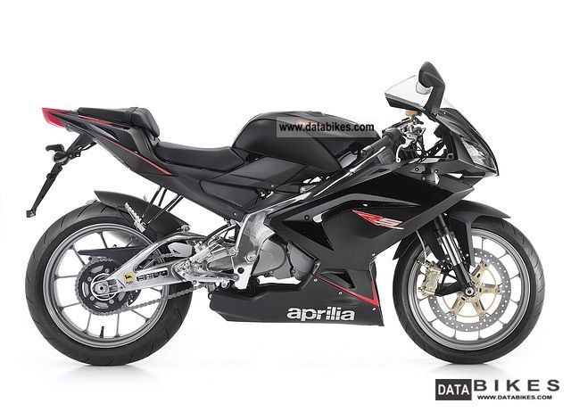 2011 Aprilia  RS 125 model Motorcycle Sports/Super Sports Bike photo