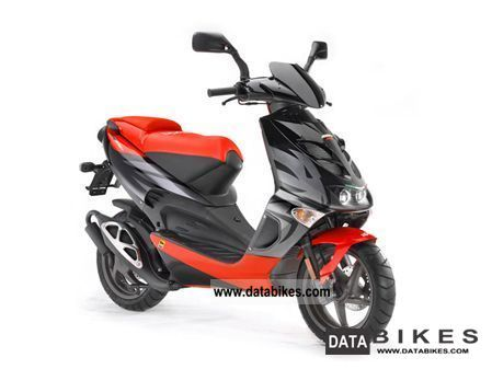 2011 Aprilia  SR 50 Street to the hammer price Motorcycle Scooter photo
